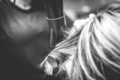 servizio piega capelli donna